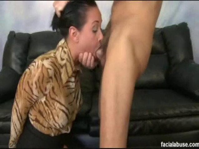 Oral sex and sensual