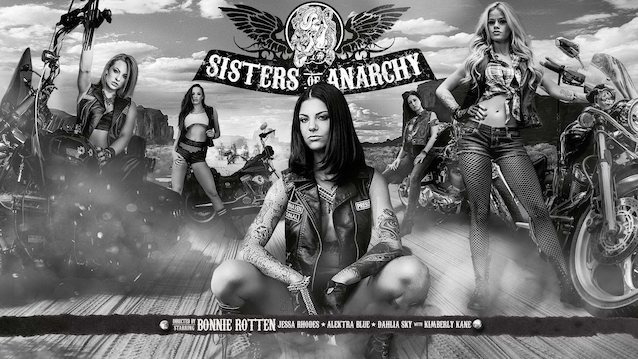 digital playground sisters of anarchy