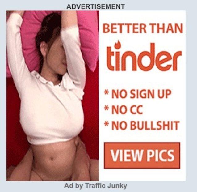 Dirty tinder porn