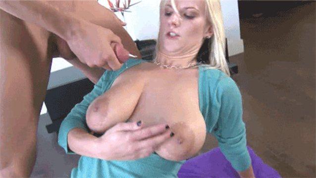 Mature Woman Cumming Gif
