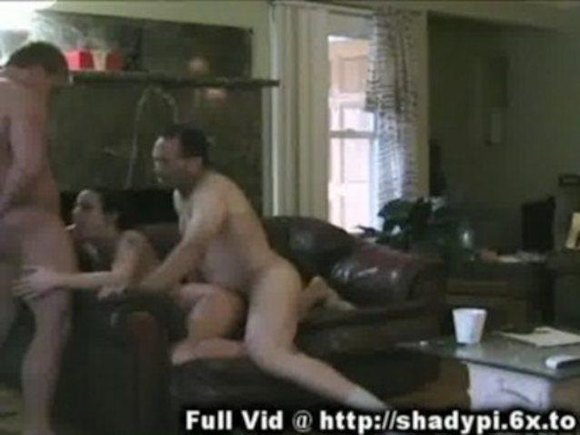 Shady pi threesome