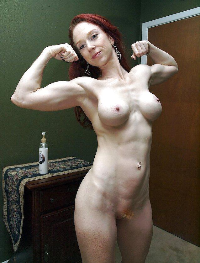 Really. Red stripe bodybuilder porn