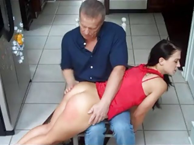 Teen small tits video