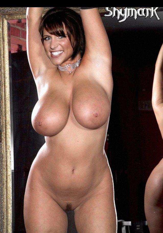Stephanie mcmahon sex big bool XXX porn clip