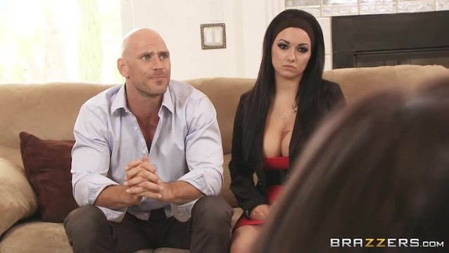 Real Wife Stories: House-Sitting Whore. Austin Lynn, Johnny Sins