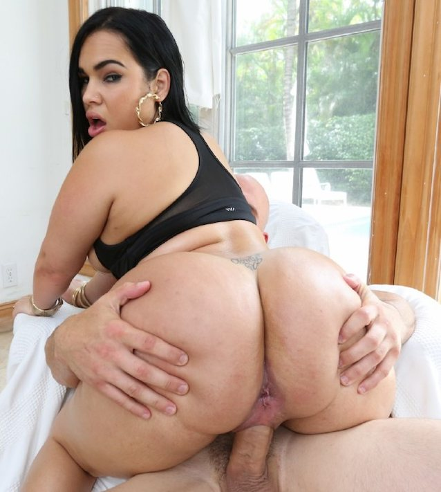 Beautiful latina big ass