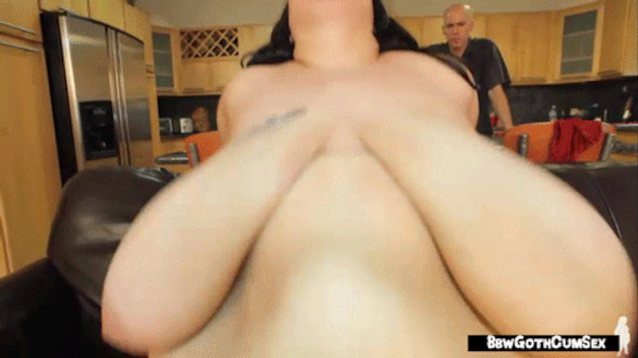 Blonde Bbw With Big Tits Bouncing