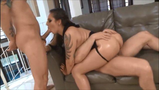 Big ass fucked hard