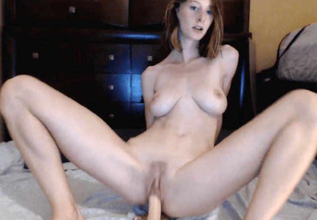 girls riding sex doll gif