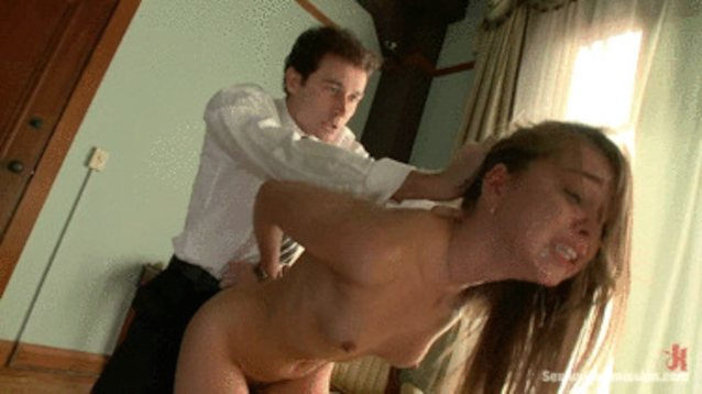 Best Friend Fuck Teen Tanned Babe Doggy Style