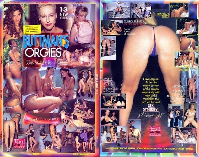 s orgies Buttman