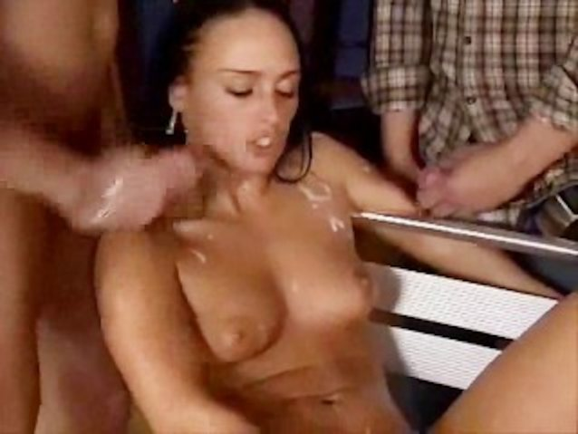 She Loves Double Penetration