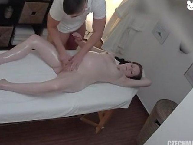 Sensual Massage And Hardcore Fuck For Pregnant Girl