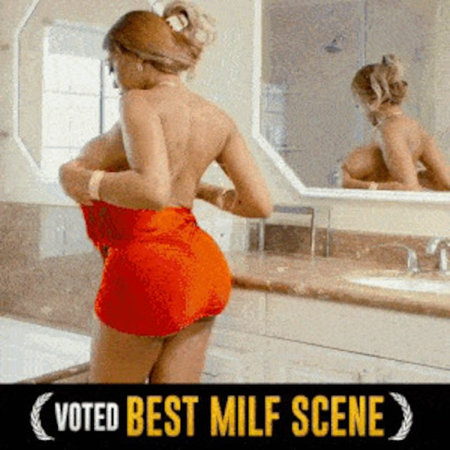 Voted Best Milf Scene Brazzers