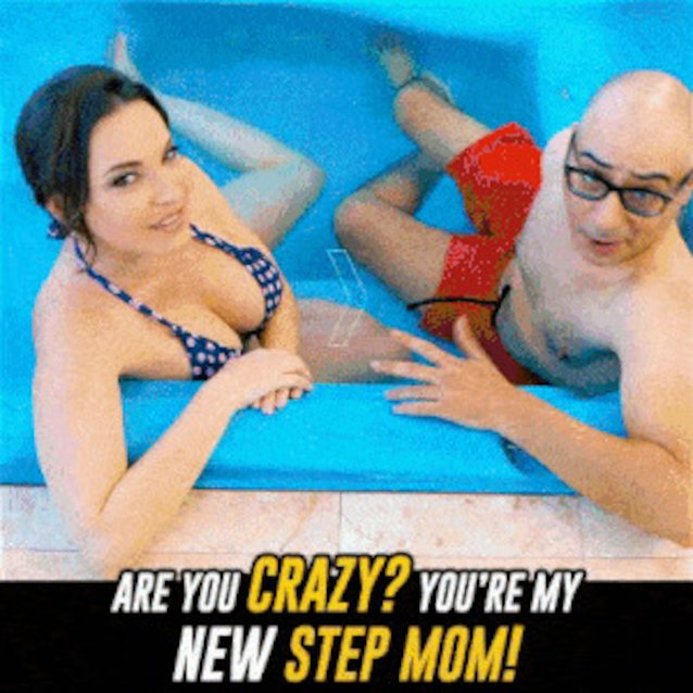 but your my new stepmom porn ad