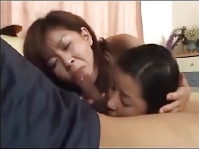 her student cum in asian mom mount porn animated gif