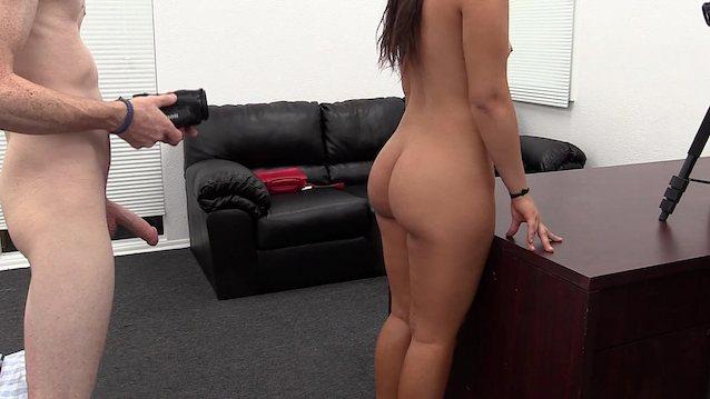 Big Booty Latina Sucks Fucks