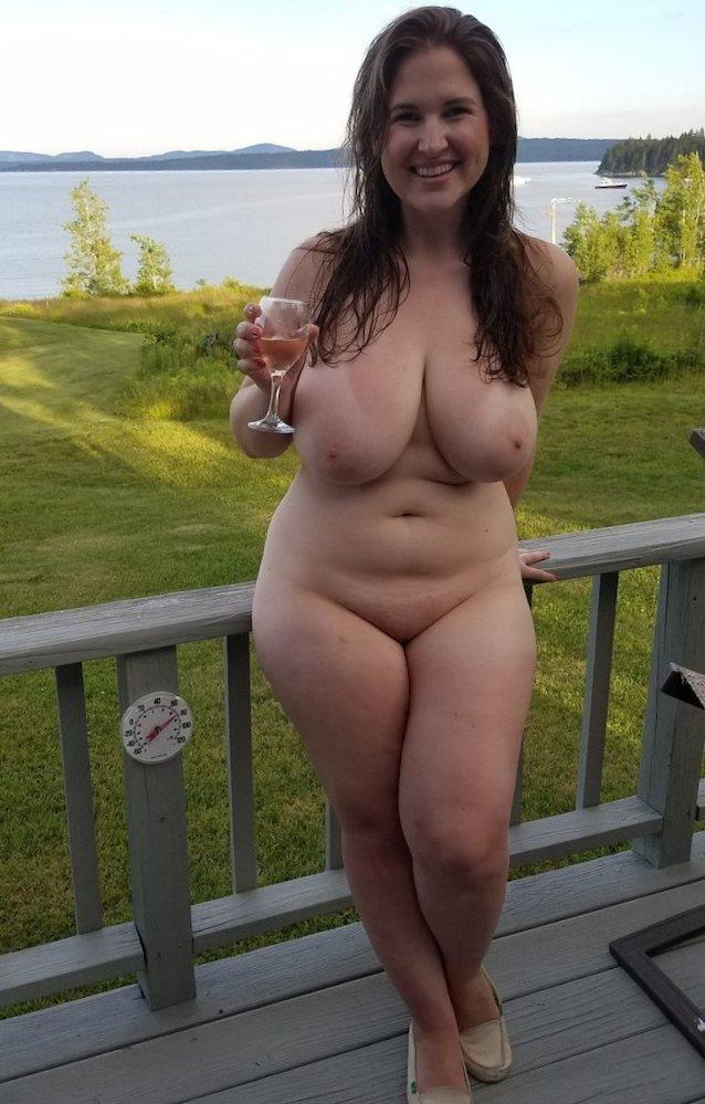 Chunky Naked Women Hot