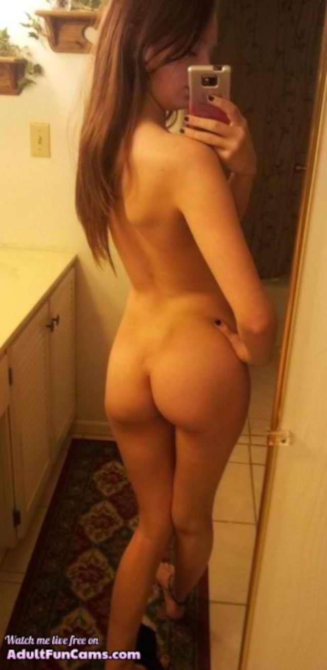 Shy hispanic amateur bitch gets naked