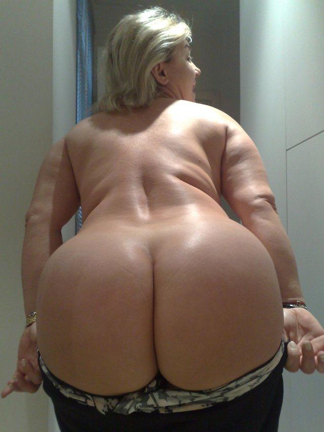 Granny Fat Ass