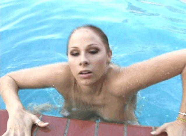 Pool gianna michaels Gianna michaels