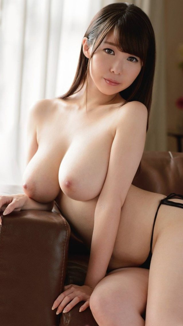 Nude japanese tits