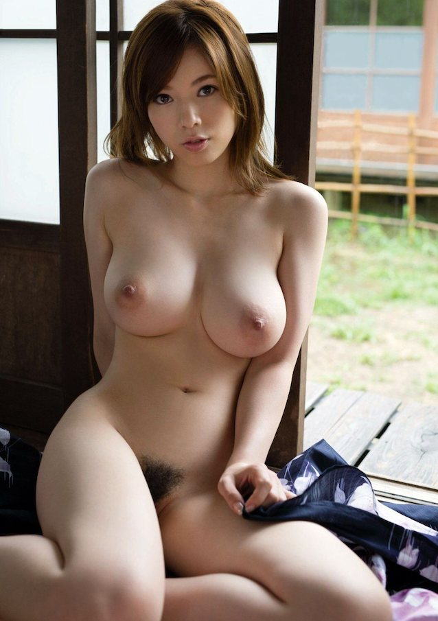 Japanese Girl Shaved Big Tits