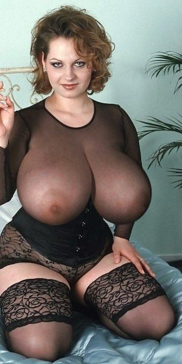 German Big Tits Threesome