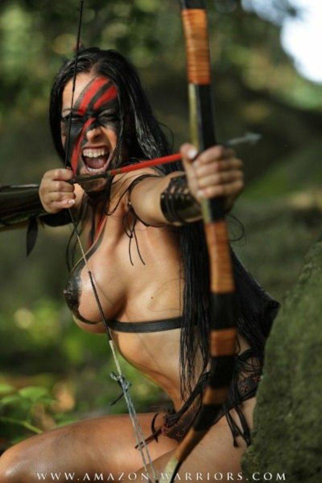 Amazon Girls Images, Stock Photos Vectors
