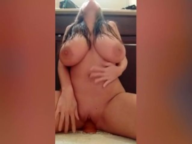 Teen Riding Dildo Orgasm Hd