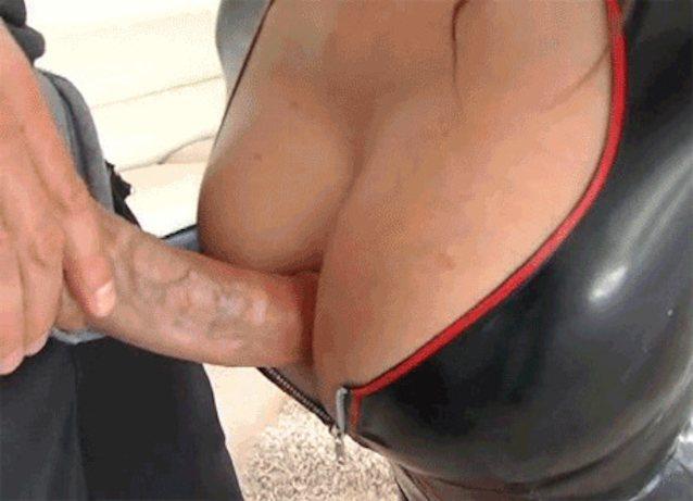 Mature Huge Titties In Bra