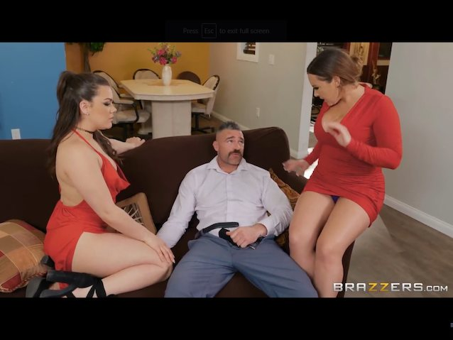 Hd Big Tit Anal Threesome