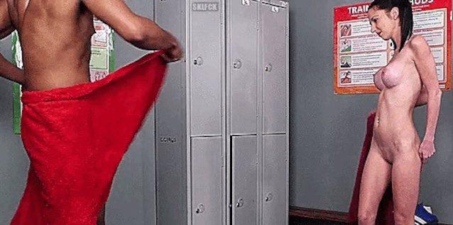 Towel drop flash
