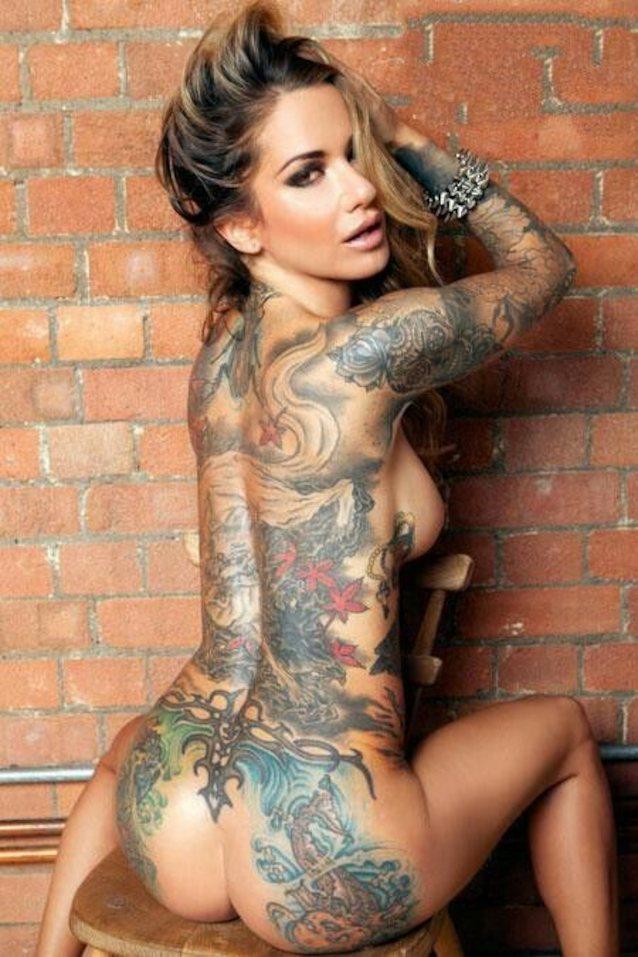 Tattoo Mature Sex Pics, Women Porn Photos