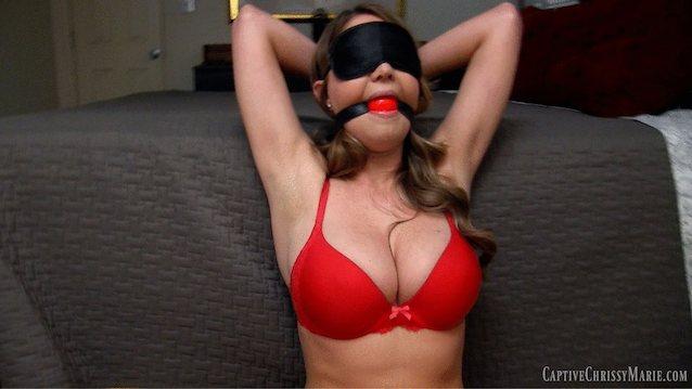 Bondage chrissy marie Captive Chrissy