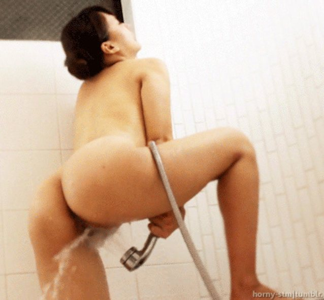 Elle tan is sizzling hot as she performs a tease and masturbate show in the shower russian sexy girls