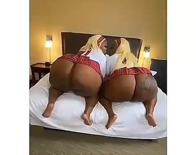 Black Ass Twerking Dick