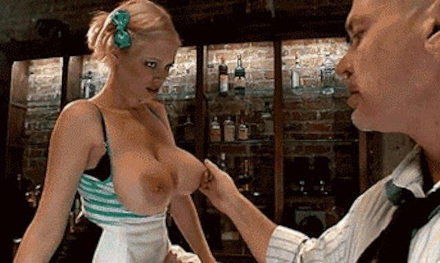 Tit slapping compilation