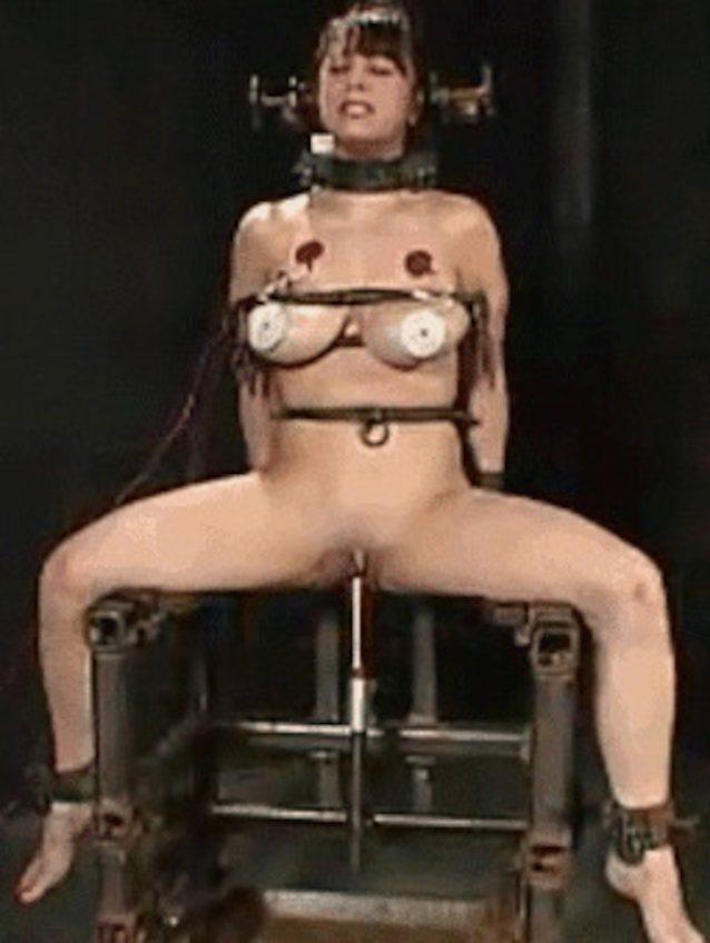 Electrocution porn pics