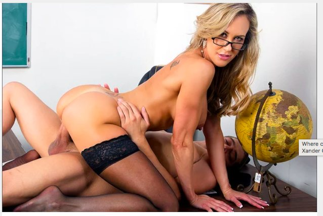 Brandi Love The Kitchen
