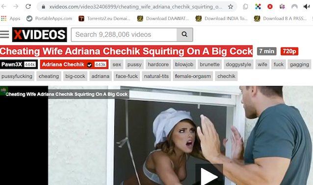 Adriana Chechik 10