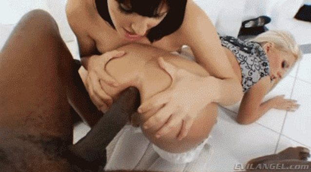 Ass to mouth old porn
