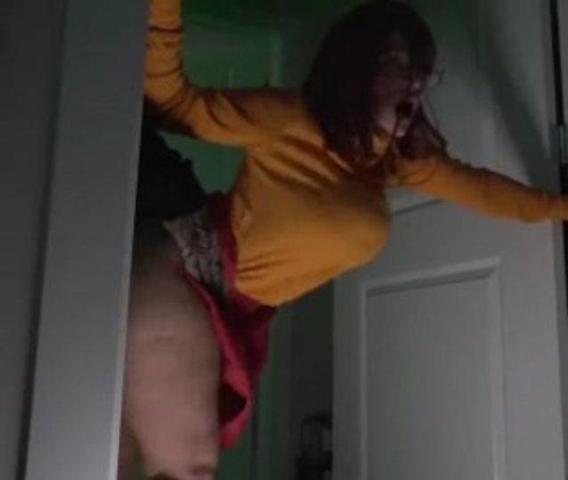 Velma Cosplay Porn